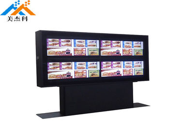 China 1920x540 Outdoor Digital Signage 500 Nits Brightness LCD Resize Billboard Display factory