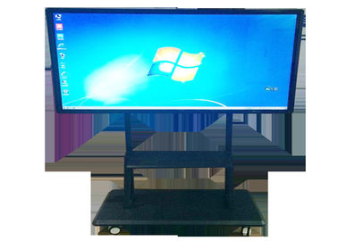 China 420cd/m2 Brightness Digital Signage Kiosk 55- 100 Inch Promethean Interactive Whiteboard factory