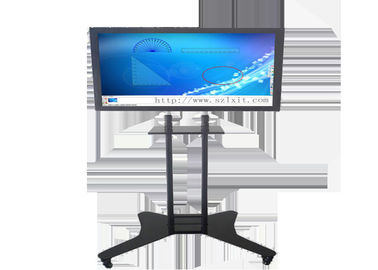 China 420cd/m2 Brightness Digital Media Display 75 Inch Writing Touch Screen For Meeting factory