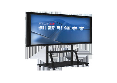 "China Aluminum Alloy Frame LCD Digital Signage Display 42""-98"" IR Smart Board No Projector factory"