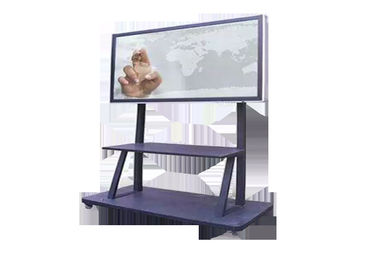Ir Infrared Finger Touch LCD Digital Signage Display 65 Inch CE FCC ROHS Certificated