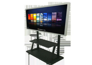 China Meeting Room Digital Media Display Writing Whiteboard 70'' IR 10 Points Touch Screen factory