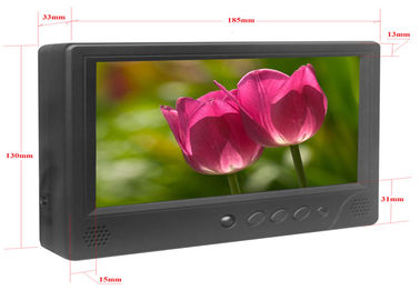 Roof Mount Android Wifi 4G Bus Digital Signage 27 Inch 1080P Bus LCD Monitor