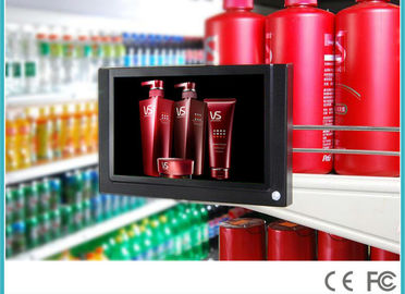 High Brightness LCD Digital Signage Display 10 Inch IR Motion Sensor For Retail Store
