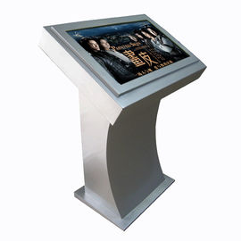 "32"" Low Power Consumption PC All In One Touch Screen Kiosk For Bank"