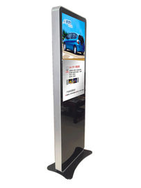 Stand Alone LCD Digital Signage Display / Digital Information Display