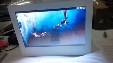 China Stand Alone High Definition Display Monitor High Transmittance 22 Inch Transparent factory