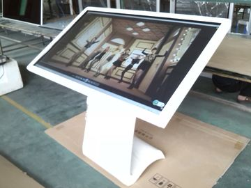 Waterproof PC LCD Digital Signage Kiosk Windows 7 System Innovative