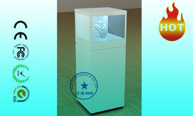 Windows HD Transparent LCD Display Show Case For Jewelry Display